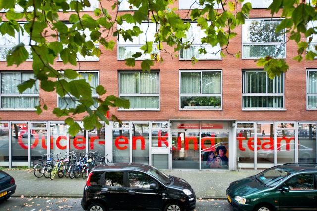Ouder- en Kindteam Bijlmer Oost, Bijlmerdreef 1005 c