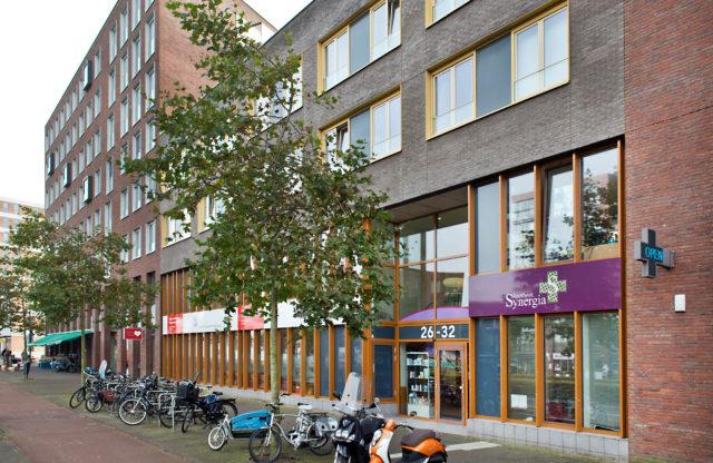 Ouder- en Kindteam IJburg & Zeeburgereiland, Gezondheidscentrum Pampuslaan, Pampuslaan 26