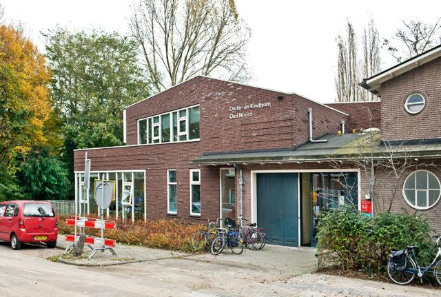Ouder- en Kindteam Oud Noord, Wingerdweg 52